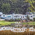 Rutledge Lake Rv Park Lake Asheville Nc by Jo Ann Tomaselli