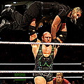 Ryback And Shield by Paul Wilford