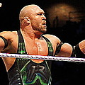 Ryback The Wrestler by Paul Wilford