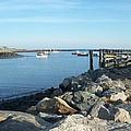 Rye Harbor  by Eunice Miller