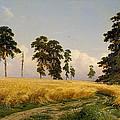 Rye by Ivan Shishkin