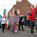 Rye Olympic Torch Relay Parade by David Fowler