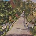 S. Dyer Neck Rd. - Art By Bill Tomsa by Bill Tomsa