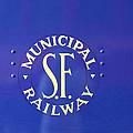 S F Municipal Railway by Viktor Savchenko
