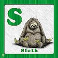 S For Sloth by Jason Meents