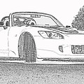 S2000 Sketch by Eric Liller