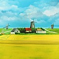 Saaremaa Island Estonia by Misuk Jenkins