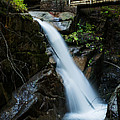 Sabbaday Falls by Jatinkumar Thakkar