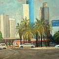 Sabidor Tel Aviv  by Asher  Topel