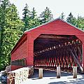 Sachs Covered Bridge 4 by Scenic Sights By Tara