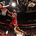 Sacramento Kings V Miami Heat by Issac Baldizon