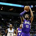 Sacramento Kings V Minnesota by Jordan Johnson