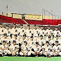 Sacramento Solons 1949 by Paul Guyer