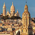 Sacre Coeur - Paris by Brian Jannsen