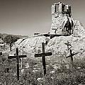 Sacred Cross by Diana Powell
