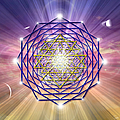 Sacred Geometry 1 by Endre Balogh
