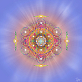 Sacred Geometry 156 by Endre Balogh