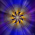 Sacred Geometry 184 by Endre Balogh