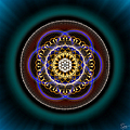 Sacred Geometry 332 by Endre Balogh