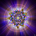 Sacred Geometry 386 by Endre Balogh