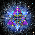 Sacred Geometry 70 by Endre Balogh