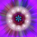 Sacred Geometry 76 by Endre Balogh