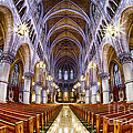 Sacred Heart Basilica by Jerry Fornarotto