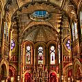 Sacred Heart Cultural Center by Reid Callaway