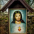 Sacred Heart Of Jesus by Adrian Evans