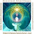 Sacred Marriage Gift Card by Norma L Lloyd