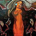 Sacred Prayer Dance by Crystal Charlotte Easton