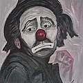Sad Clown by Maia Oliver