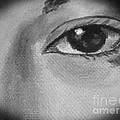 Sad Eye by Tina M Wenger