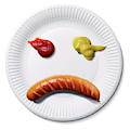 Sad Food Face by Smetek