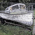 Sad Old Boat by Bruce Wilbur