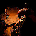 Saddle In The Shop by Mark McKinney