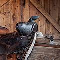 Saddle Rest by Steven Milner