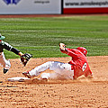 Safe At Second by Bob Hislop