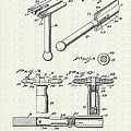 Safety Razor Patent 1937 by Mountain Dreams