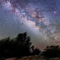 Sagittarius And Scorpius From Arizona by Alan Dyer