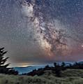 Sagittarius Over Sagebrush by Alan Dyer