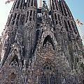 sagrada familia Barcelona by Nick Difi