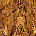 Sagrada Familia by Ioan Panaite