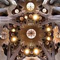 Sagrada Familia by Jennifer Wheatley Wolf