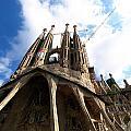 Sagrada Familia by Valerie Mellema