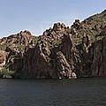 Saguaro Lake by Two Bridges North