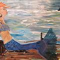 Sahbreena Punk Mermaid by Susan Voidets