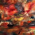 Sail Away by Alisa Bogodarova