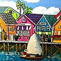 Sail Away by Lydia Matias