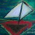 Sailboat by Jacqueline McReynolds